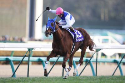 2008年の有馬記念の勝ち馬ダイワスカーレット