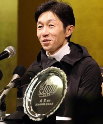2018年度のJRA賞で「特別賞」を受賞した武豊