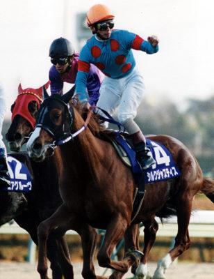 シルクジャスティスが勝った有馬記念